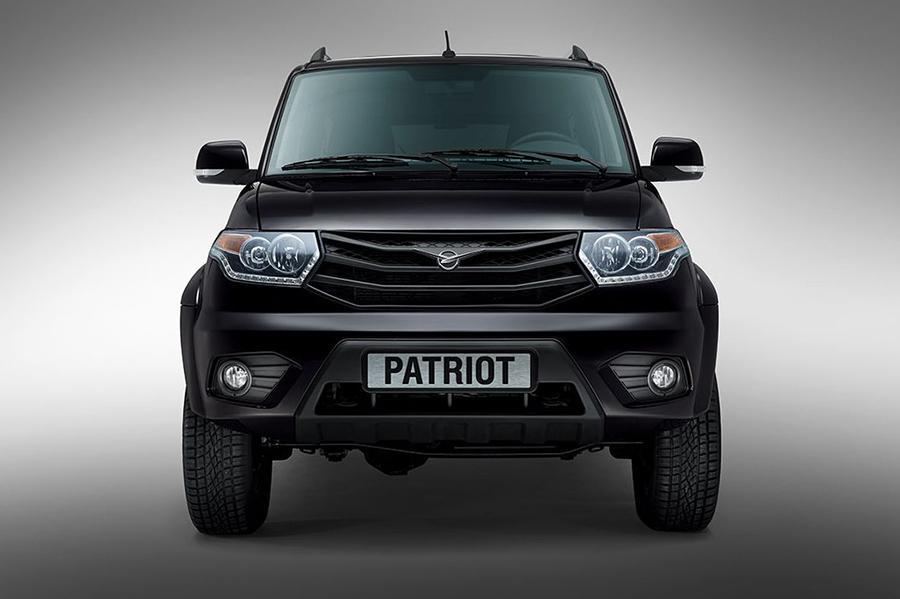 «УАЗ Патриот-2»: первая информация