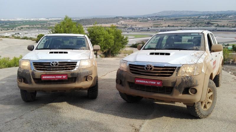 General Tire запускает на европейской рынке новые шины Grabber AT3 и Grabber X3
