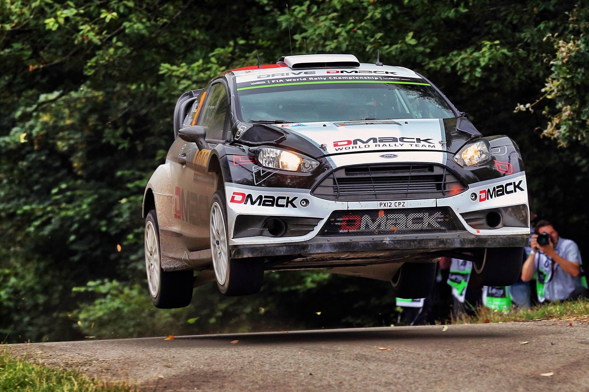 Michelin и Citroën против шинной монополии в Мировом ралли