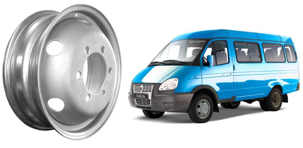 ПШК представила новый диск Bontyre для ГАЗелей