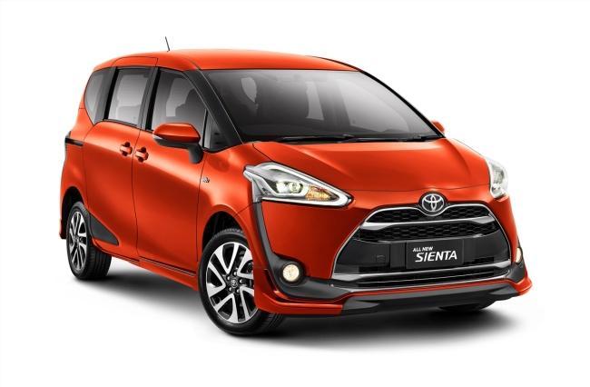 Индонезийские Toyota Sienta поедут на шинах Hankook местного производства