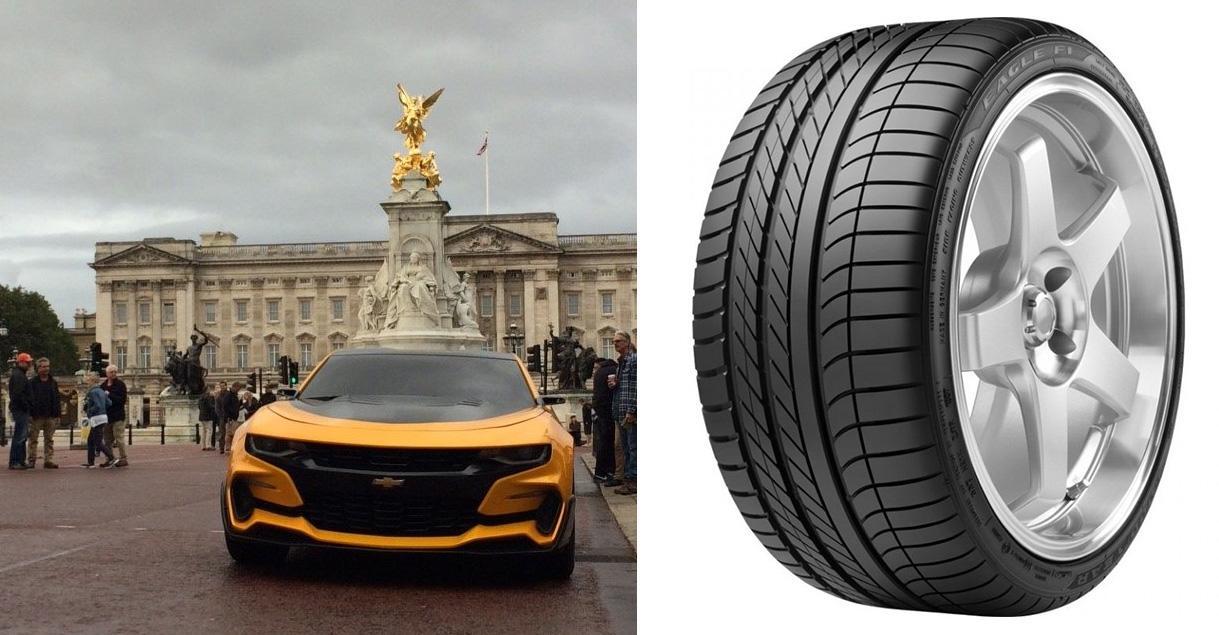 Шины Goodyear Eagle F1 Asymmetric - лучший выбор для автоботов