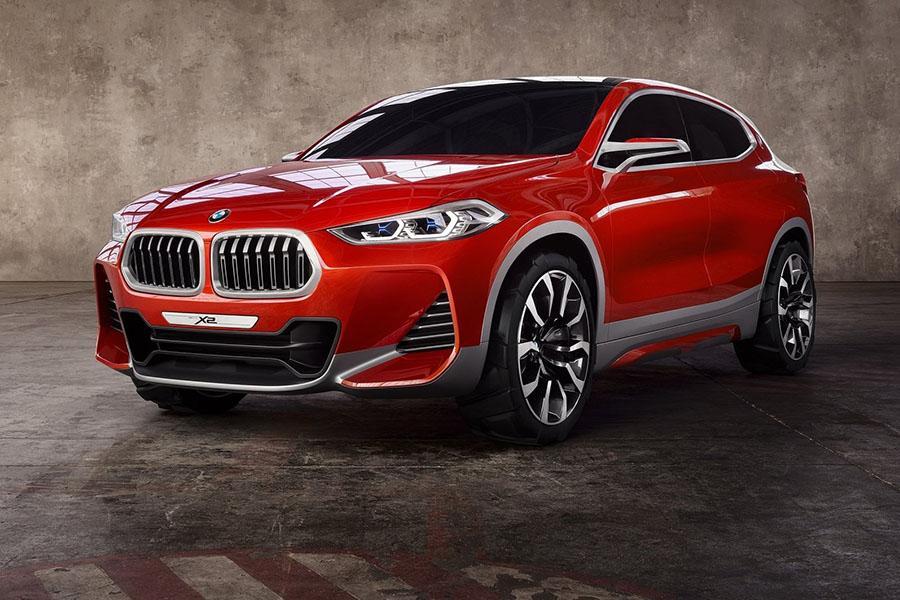 BMW рассекретил долгожданный кроссовер X2
