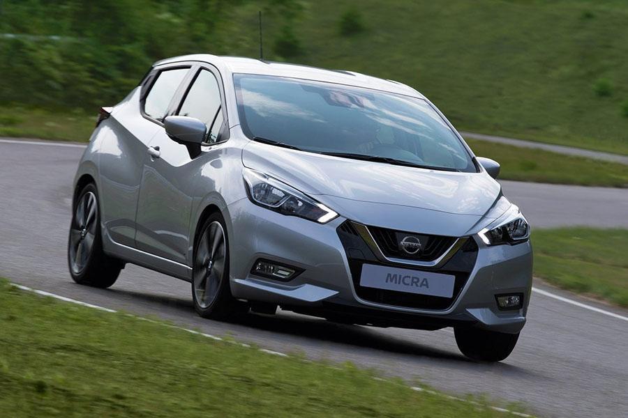 Nissan Micra дебютировал в пятом поколении