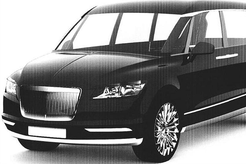 Зарегистрировано торговое имя для автомобилей проекта «Кортеж»