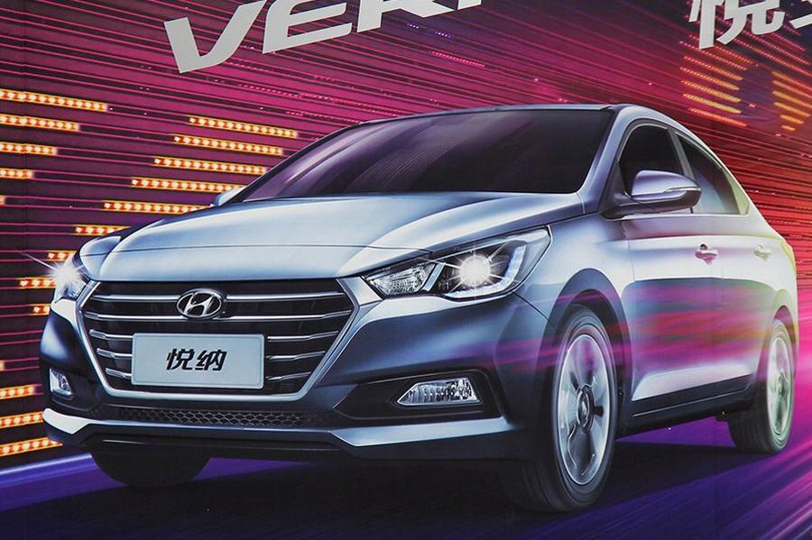 Названа дата начала производства нового Hyundai Solaris