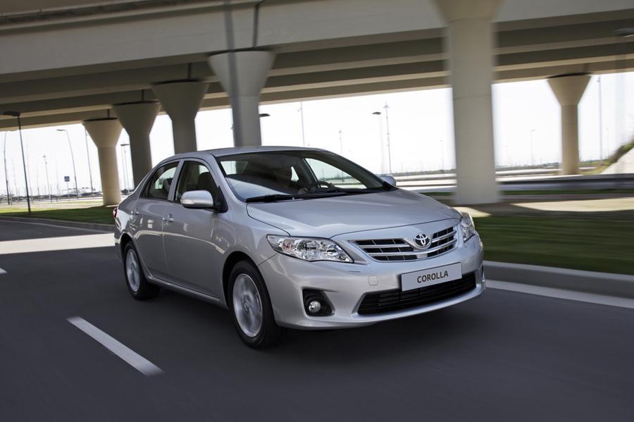 Toyota объявляет очередной масштабный отзыв в России