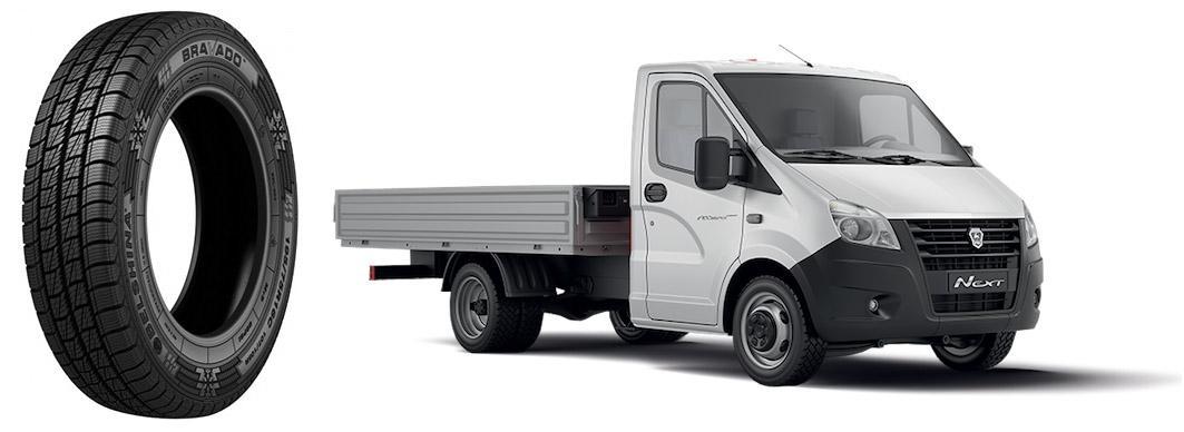 «Белшина» представила новые зимние шины Belshina Bravado для «ГАЗелей»
