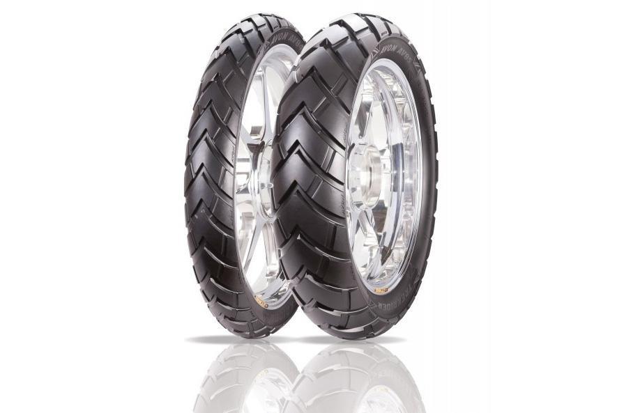 Avon Tyres представила новые мотошины TrekRider класса Adventure