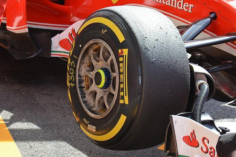 Пирелли объявила командный выбор шин на Гран-при США
