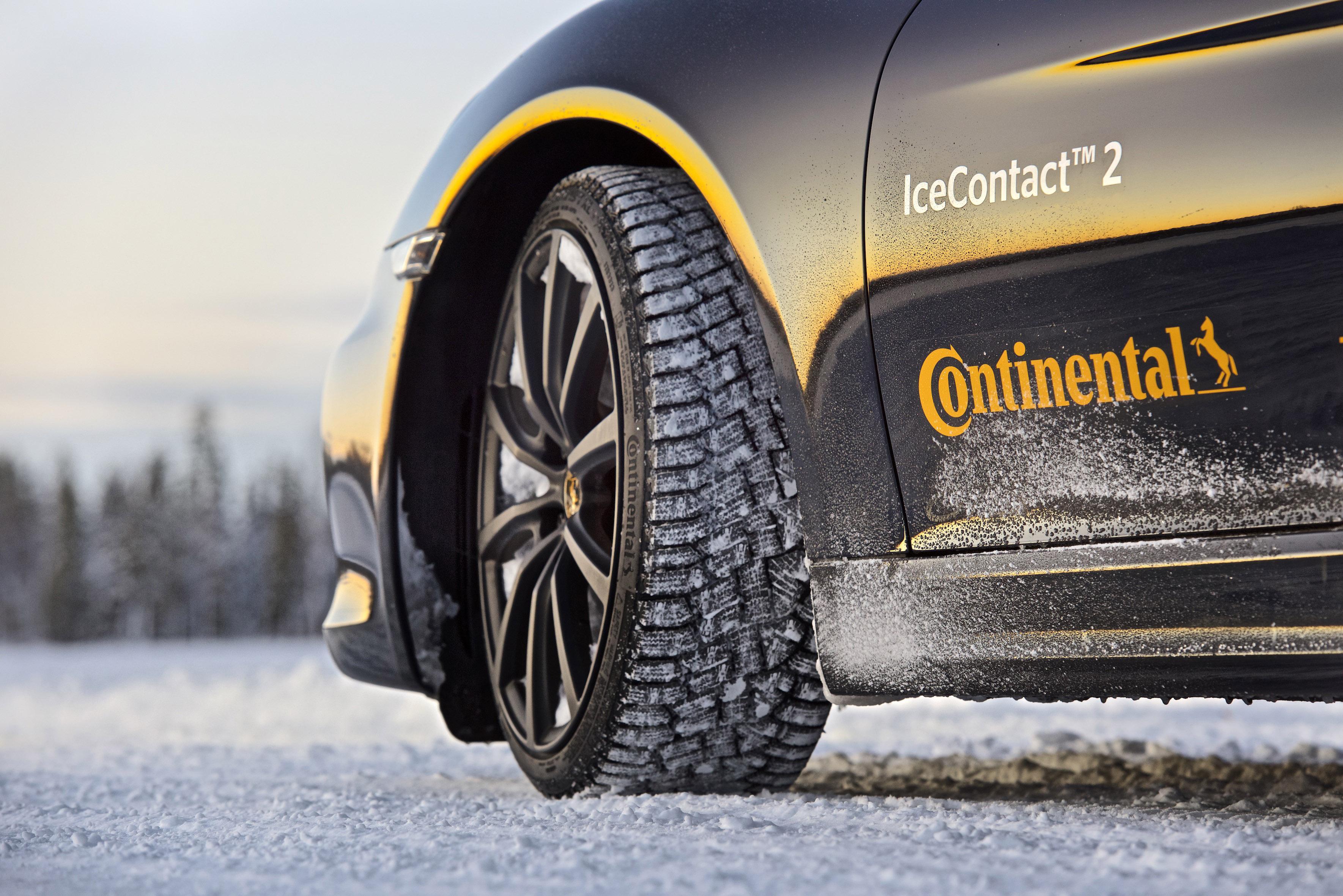 Шипы Tikka для шин Continental - гарантия безопасности на зимних дорогах