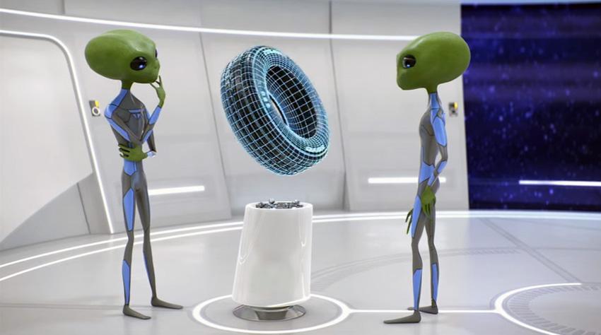 Всесезонки Toyo Celsius заинтересовали инопланетян