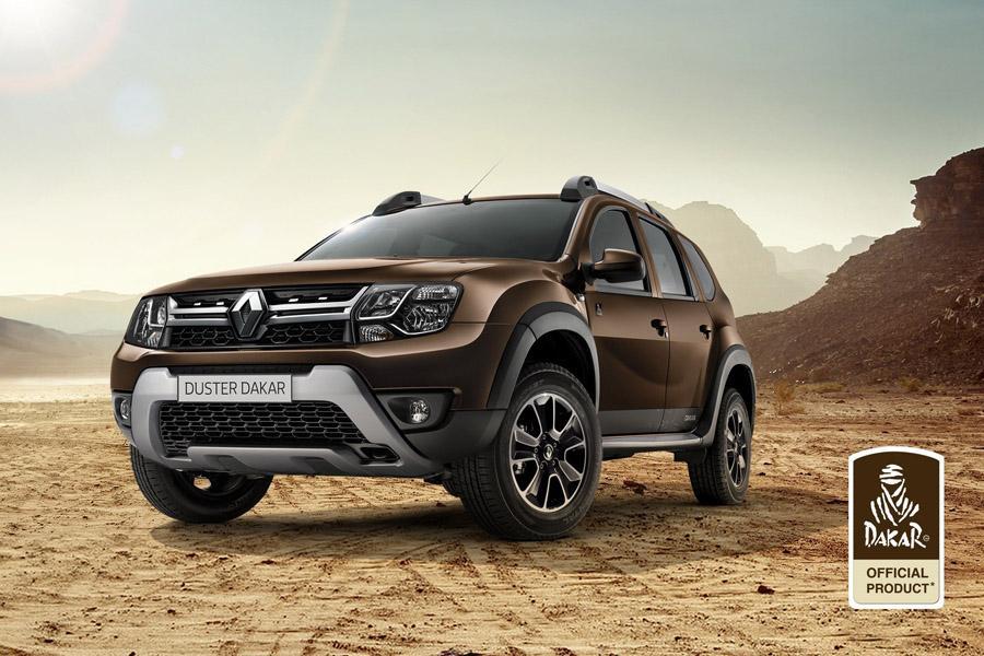 Renault Duster приобщился к славе «Дакара»