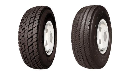 Нижнекамский завод шин ЦМК запускает новые типоразмеры грузовых покрышек КАМА