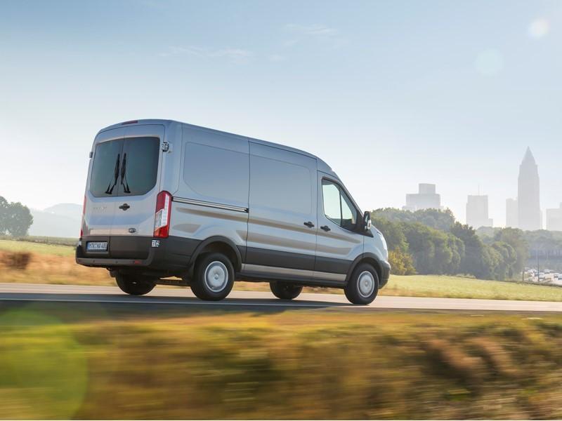 Goodyear анонсировал появление на европейском рынке новых легкогрузовых шин EfficientGrip Cargo