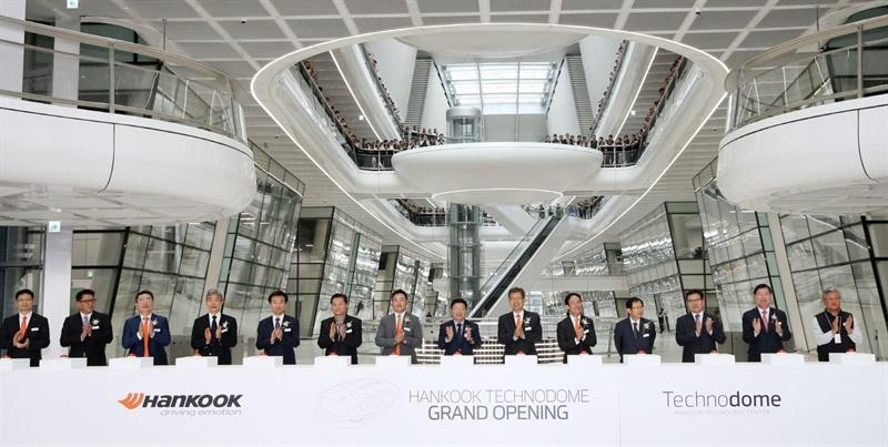 Hankook Tire открыла новый R&D центр Technodome в Южной Корее