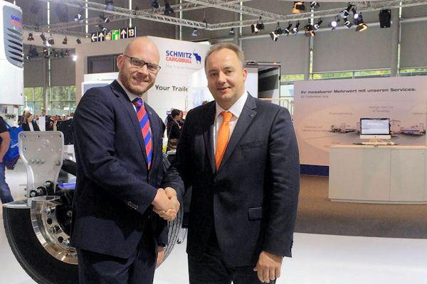 Hankook Tire и Schmitz Cargobull AG продлевают и расширяют партнерство