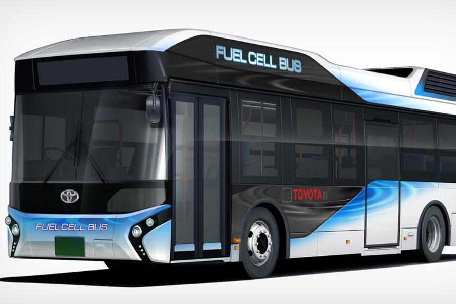 Toyota выпустит большой автобус