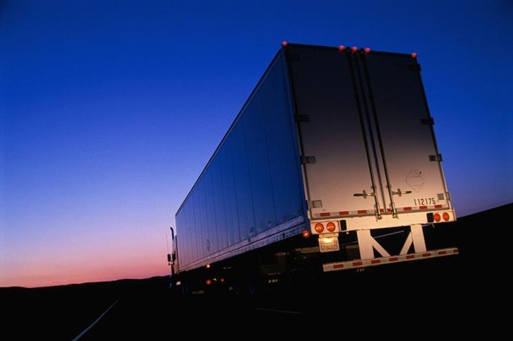 В России могут запретить регистрацию грузовиков на частных лиц