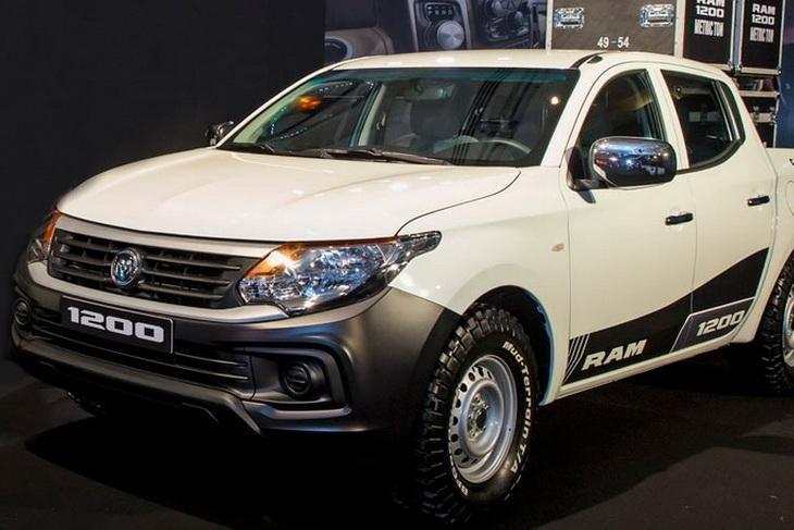 У Mitsubishi L200 появился еще один «близнец»