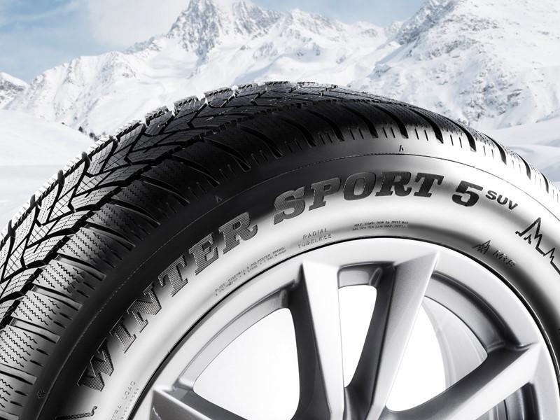 Зимние шины Dunlop Winter Sport 5 получили высокие оценки в тестах немецких автожурналов