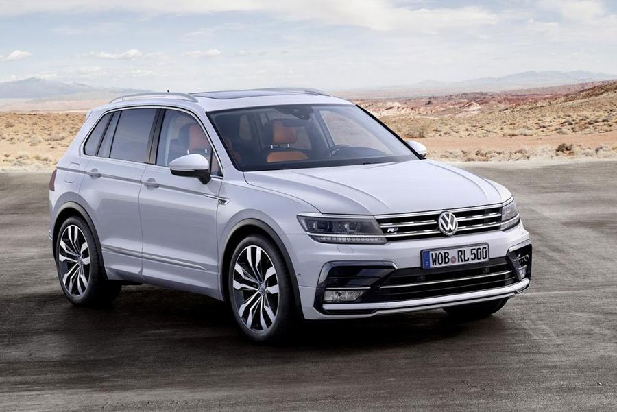 Volkswagen Tiguan: известны ориентировочные российские цены