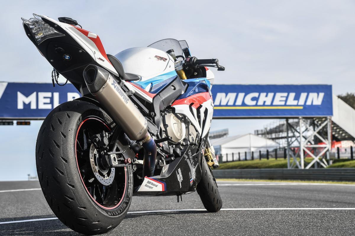 Новые Michelin Power RS - эталон в сегменте спортивных мотошин
