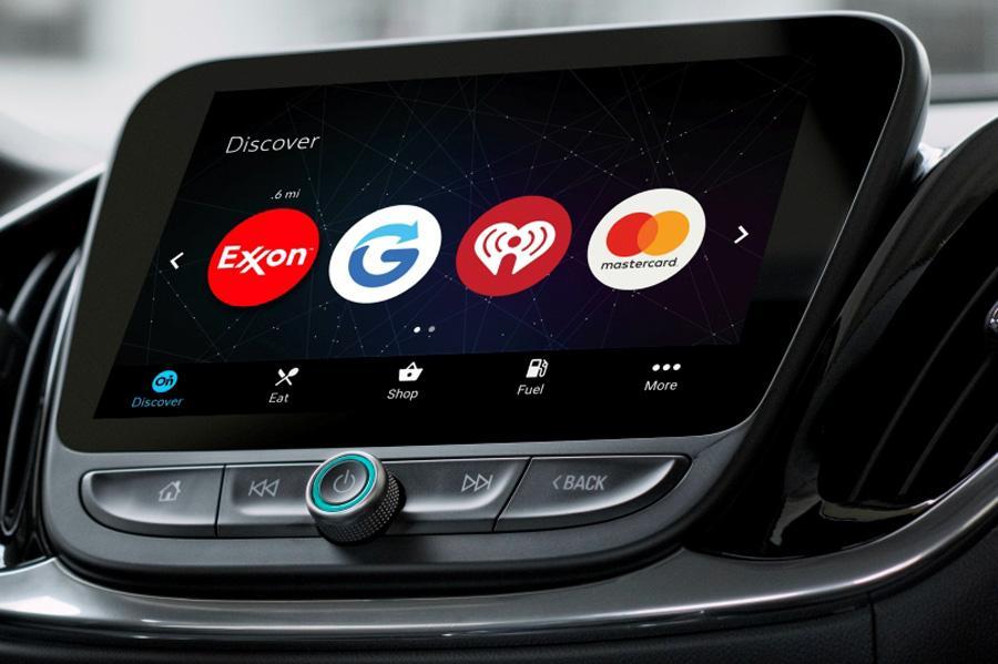 В моделях GM появится искусственный интеллект