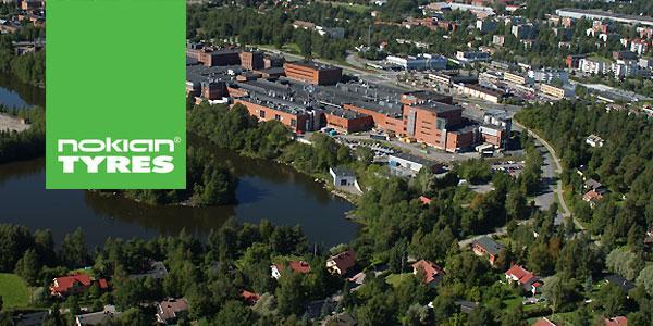 Nokian Tyres улучшила финансовые и производственные показатели по итогам 3-го квартала