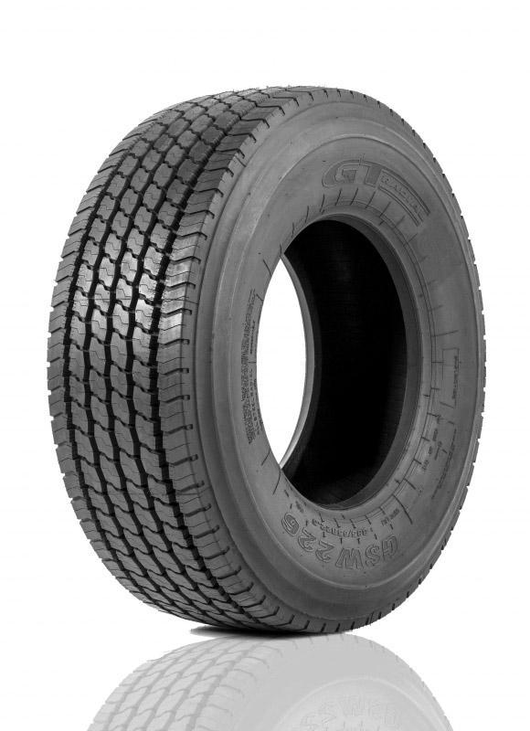 Giti Tire представила на выставке в Бирмингеме новые зимние шины для автобусов