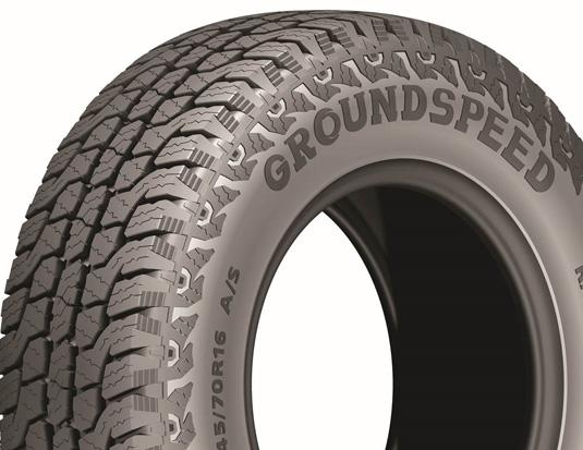 Sentury Tire представила на Global Tire Expo 2016 новый шинный бренд Groundspeed