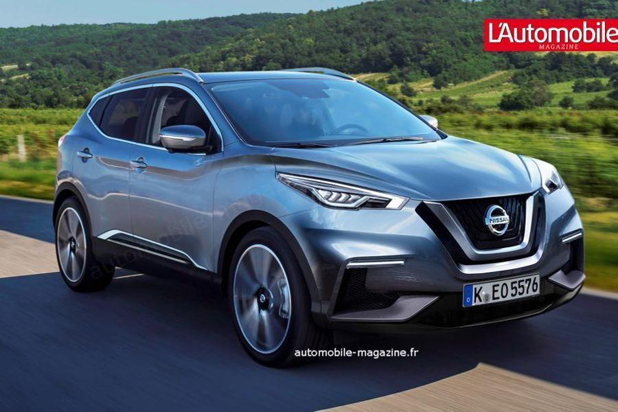Новый Nissan Qashqai: первая информация