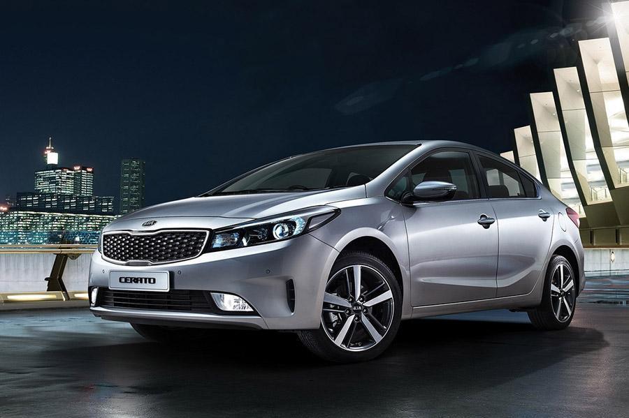 «Автотор» перешел на выпуск обновленного Kia Cerato