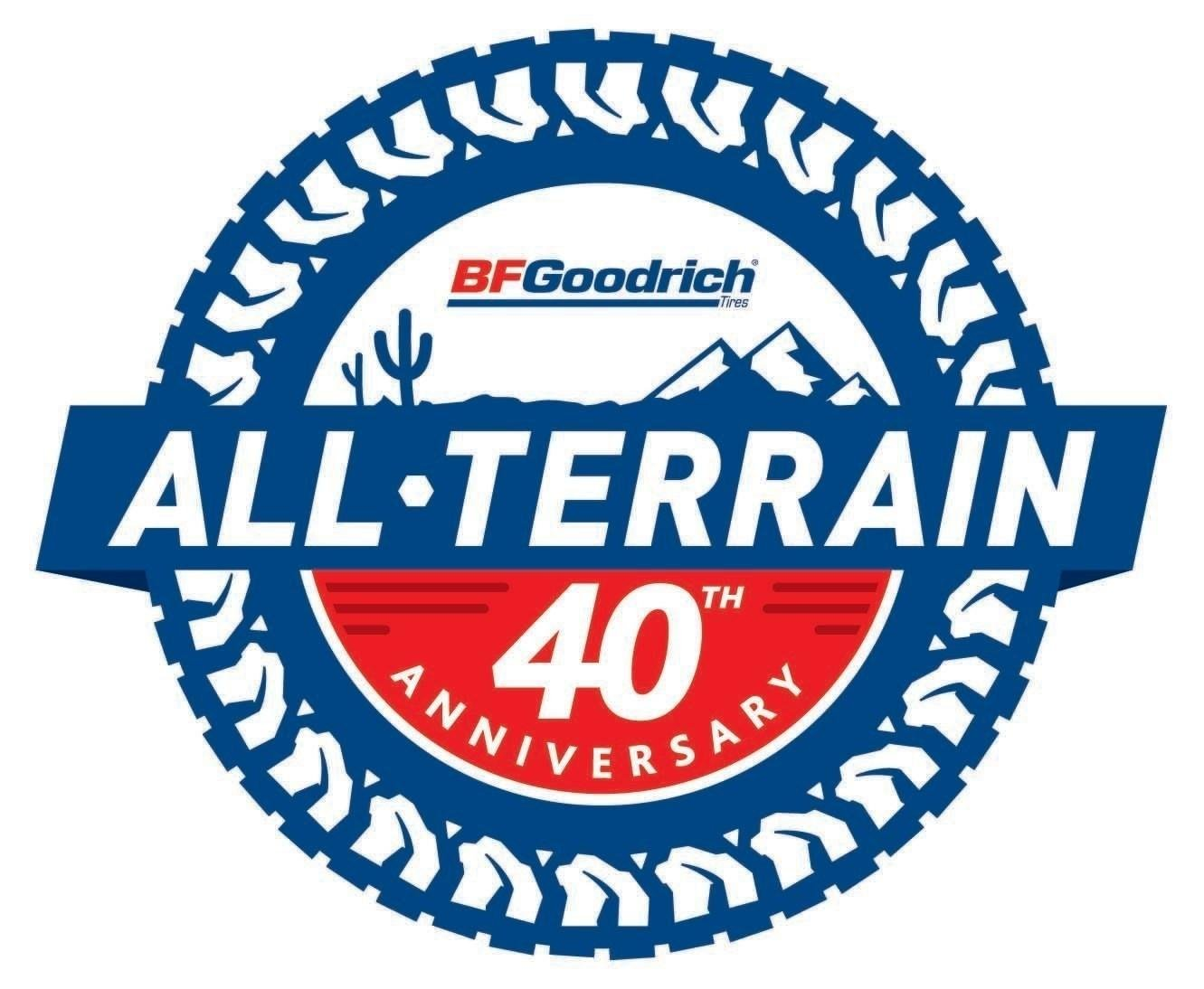 BFGoodrich отметил 40-летие модели Radial All-Terrain T/A