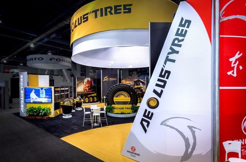 Aeolus Tyre планирует создать новое производство TBR-шин за пределами Китая