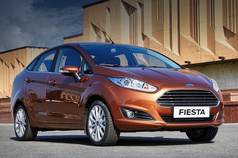 Ford Fiesta стал лучше приспособлен для российской зимы