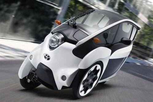 Toyota подключится к работе над «дальнобойными» электромобилями