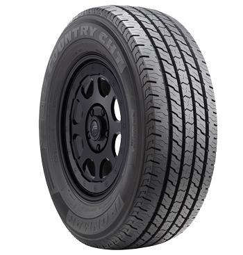 Hercules Tires представила новые шины Ironman All Country CHT для коммерческих автомобилей