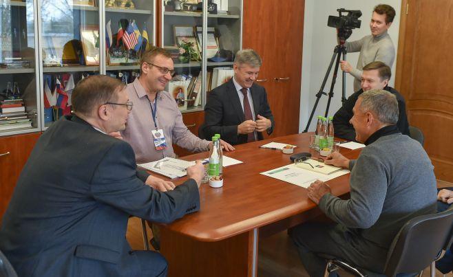 Чешские специалисты провели аудит эффективности персонала шинного комплекса «Татнефти»