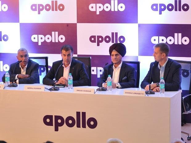 Apollo Tyres построит новый шинный завод в Индии