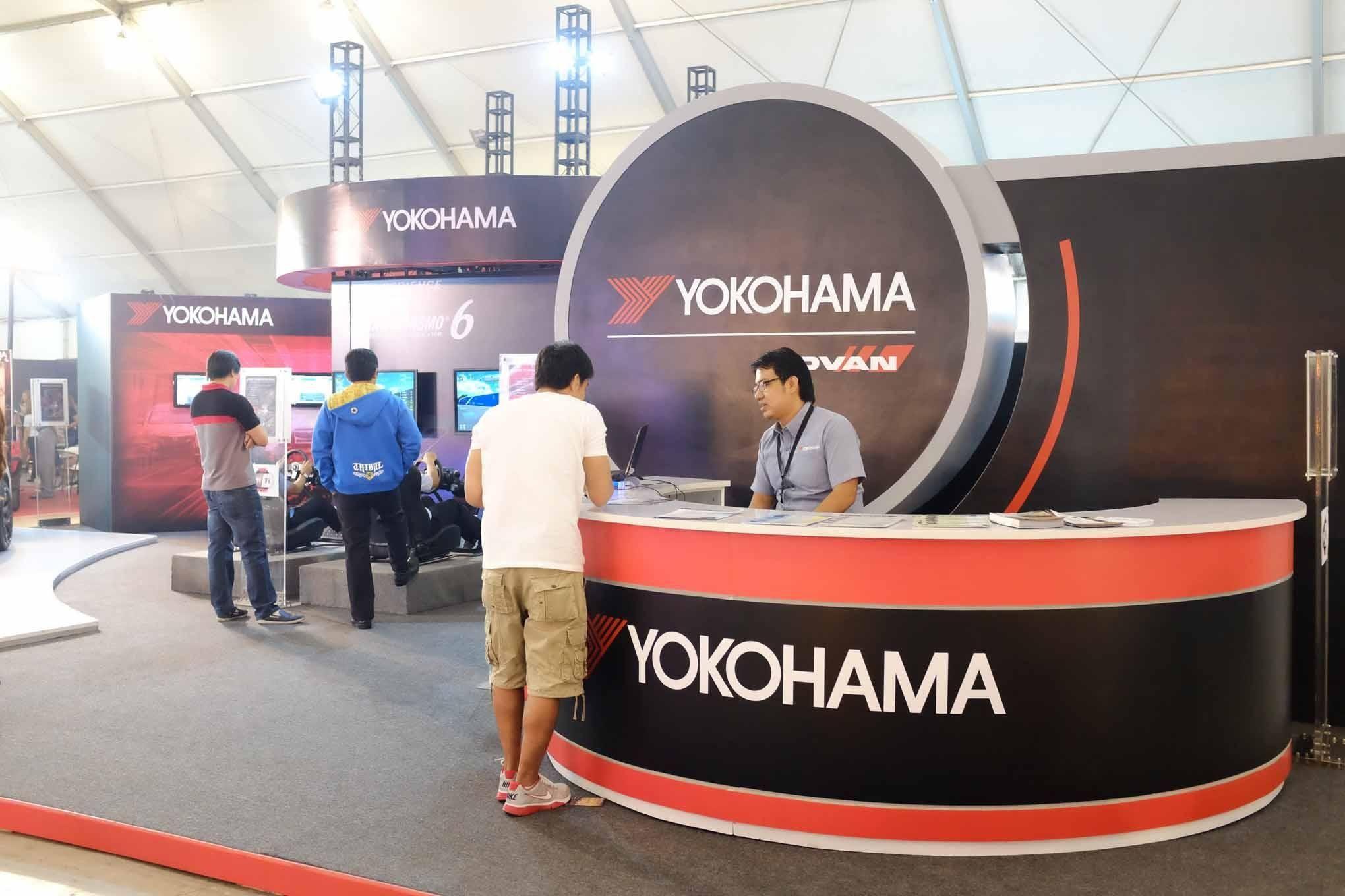 Прибыль компании Yokohama по итогам 9 месяцев снизилась на 53,5 процента