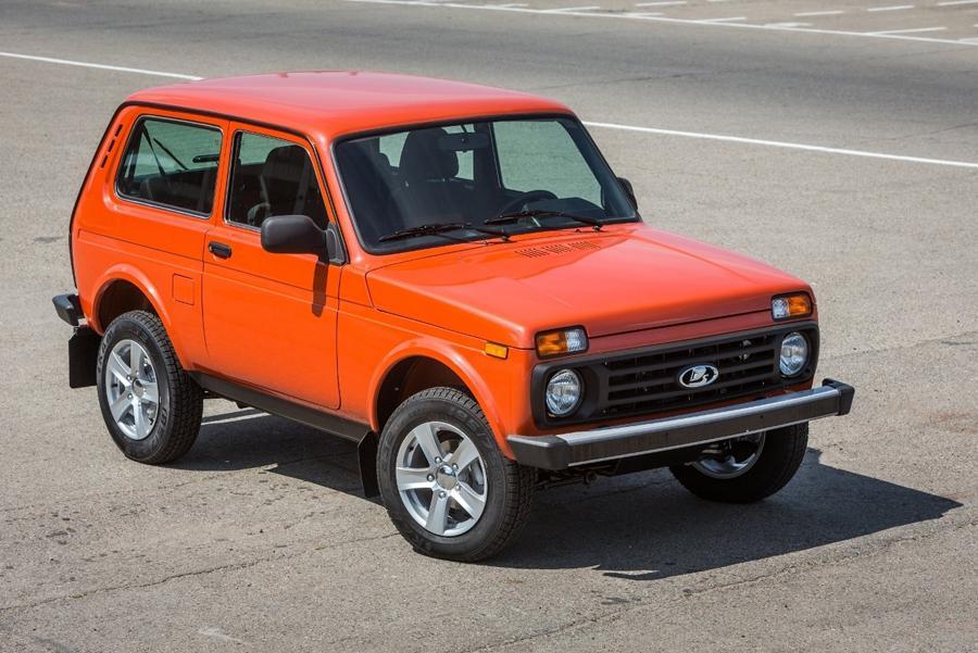 АвтоВАЗ представил новые спецсерии Lada 4x4