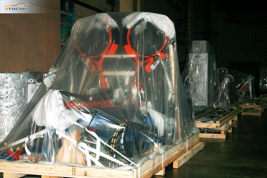 «Росава» закупает немецкое оборудование для производства новых моделей шин