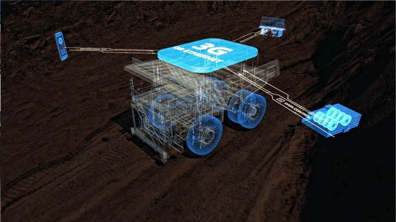 Мишлен в России начала установку системы MEMS в крупногабаритные шины