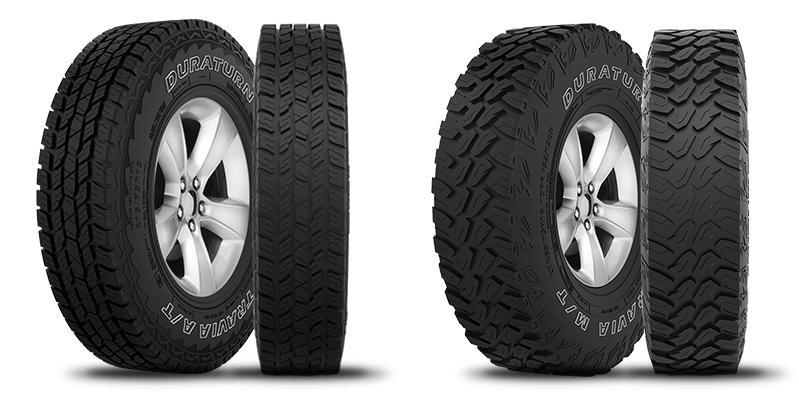 Duraturn Tires представила новые модели линейки Travia