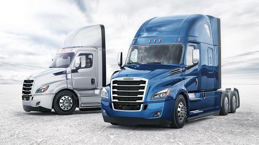 Daimler отзывает 863 грузовика Freightliner из-за проблем с покрышками
