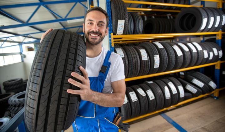 За 10 месяцев в Россию импортировано более 10 миллионов легковых шин