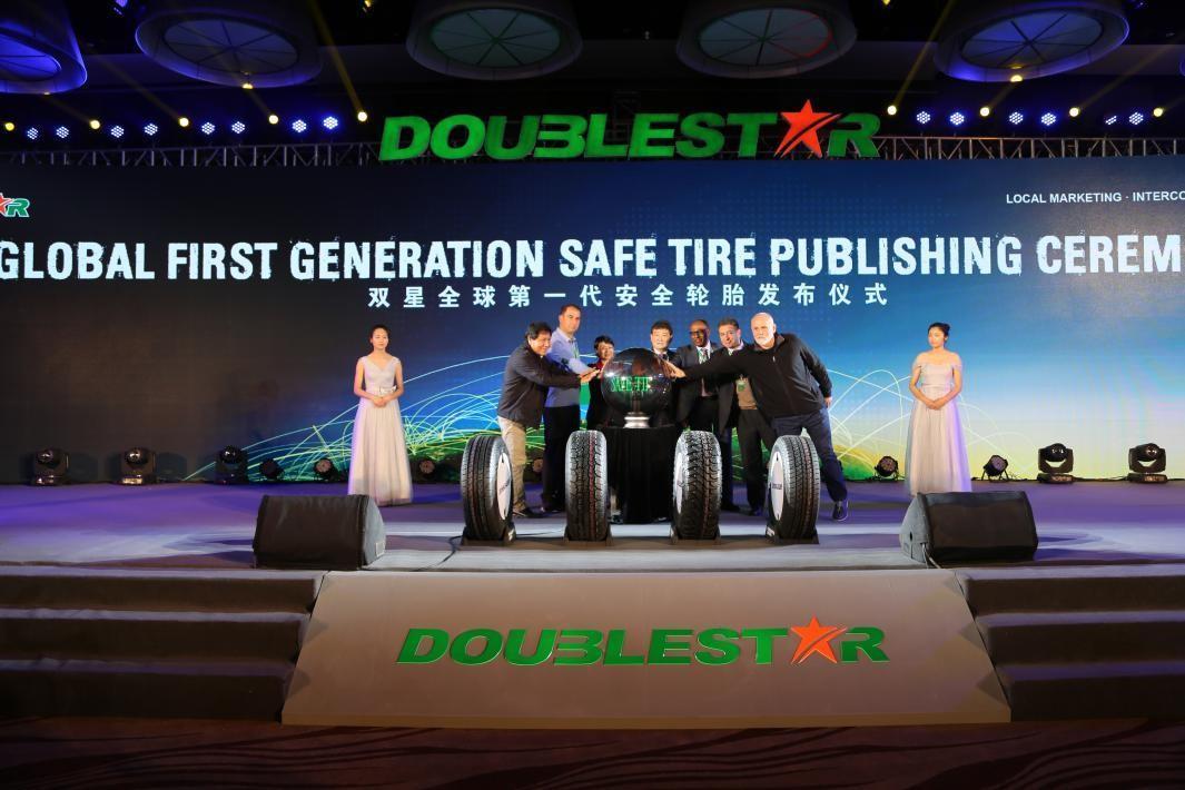 Doublestar официально представила линейку «безопасных» шин Crossleader