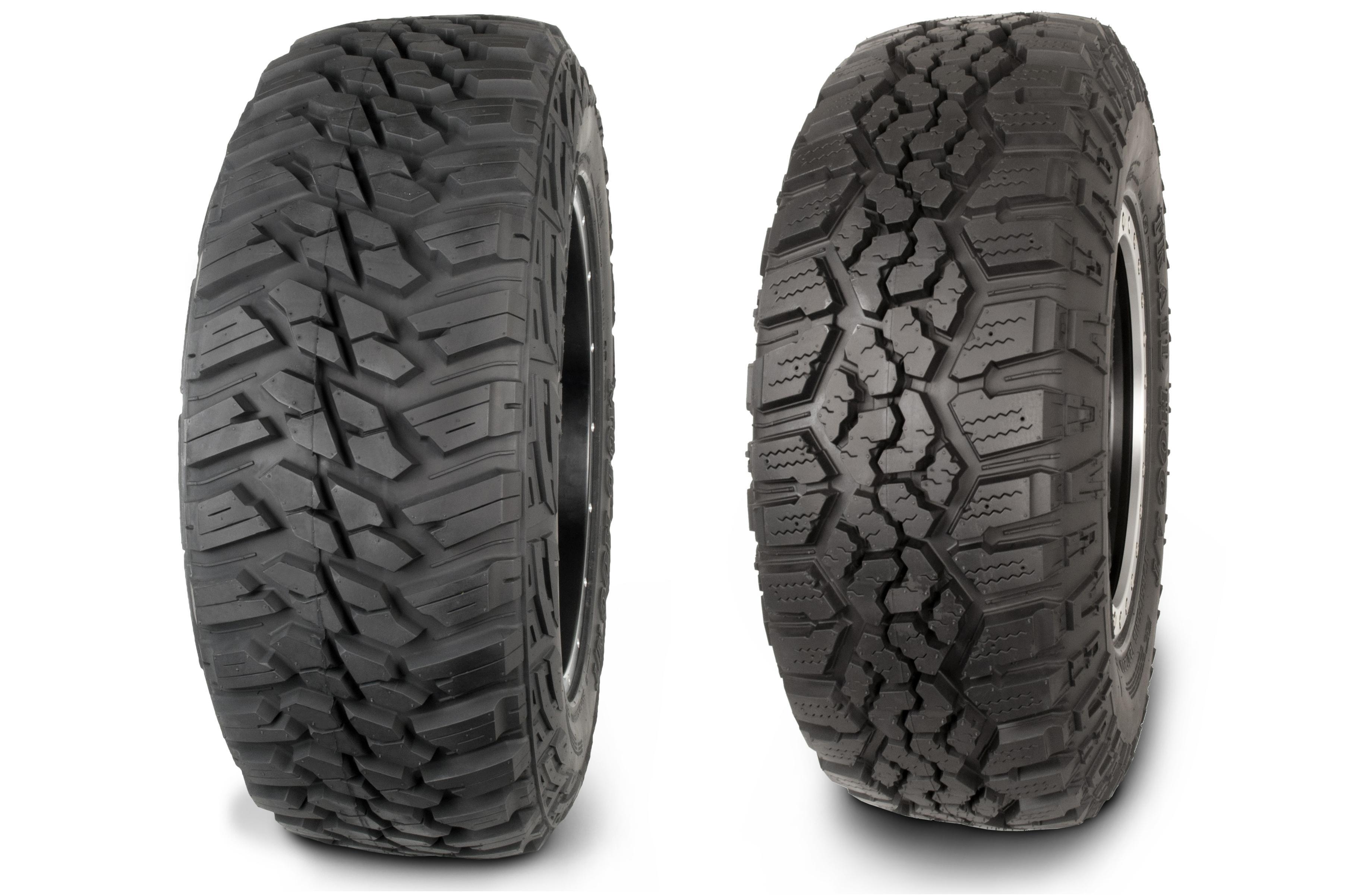 Kanati Tires расширяет размерный диапазон шин для пикапов