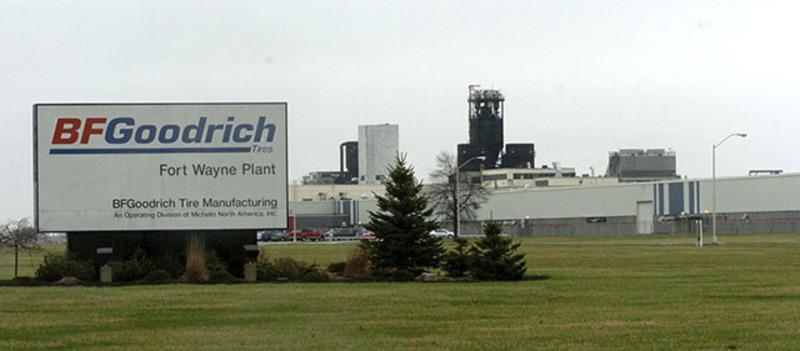 Мишлен инвестирует $100 миллионов в завод BFGoodrich в Индиане